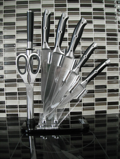 Modern Kitchen Knives cutlery | water purifier system, air purifiers and waterless cookware